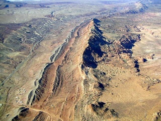 37 59p. Echo Cliffs - aerial