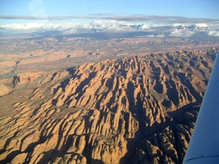 93 59p. Canyonlands National Park - aerial