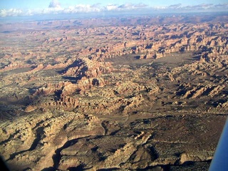 83 59p. Canyonlands National Park - aerial