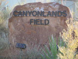 99 59p. CNY Canyonlands Airport
