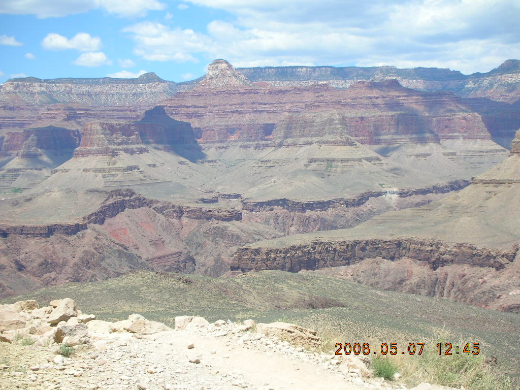 view from South Kaibab trail