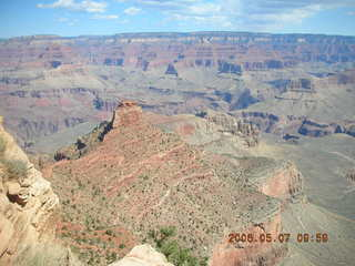 13 5t7. view from South Kaibab trail