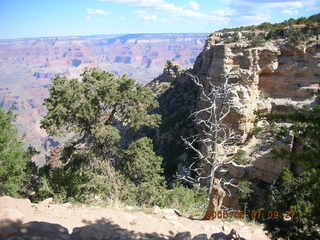 7 5t7. view from South Kaibab trail