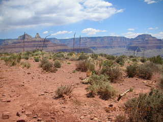 44 5t7. view from South Kaibab trail