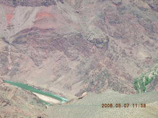 62 5t7. view from South Kaibab trail -- Mighty Colorado River