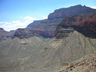 67 5t7. view from South Kaibab trail