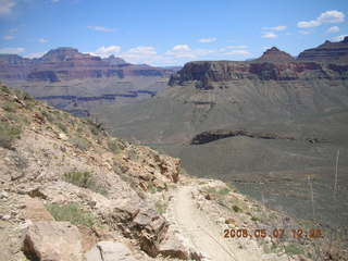 68 5t7. view from South Kaibab trail