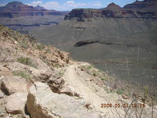 70 5t7. view from South Kaibab trail