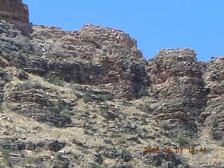 74 5t7. view from South Kaibab trail