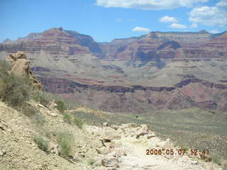 76 5t7. view from South Kaibab trail