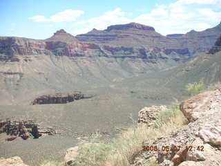 79 5t7. view from South Kaibab trail