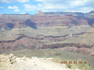81 5t7. view from South Kaibab trail