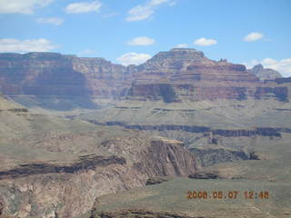 82 5t7. view from South Kaibab trail