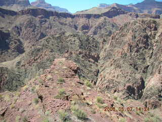 122 5t7. view from South Kaibab trail