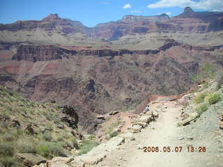 98 5t7. view from South Kaibab trail