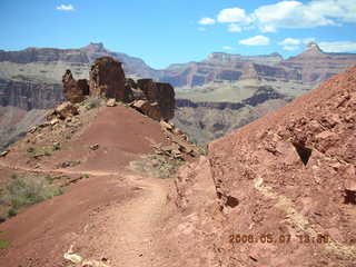 103 5t7. view from South Kaibab trail