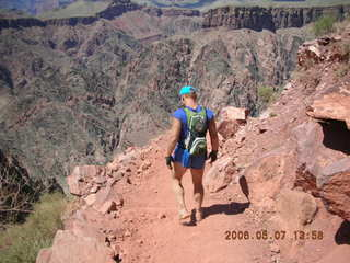 109 5t7. view from South Kaibab trail-- Adam