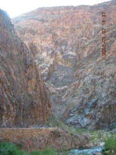 157 5t7. North Kaibab trail from Phantom Ranch