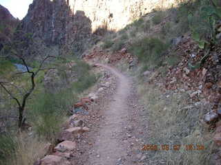 159 5t7. North Kaibab trail from Phantom Ranch