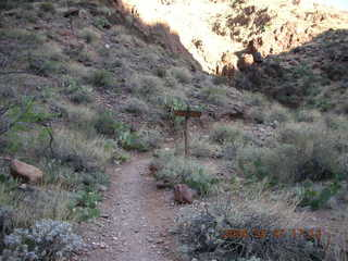 178 5t7. North Kaibab trail from Phantom Ranch