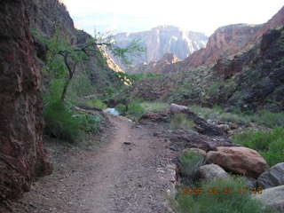 181 5t7. North Kaibab trail from Phantom Ranch