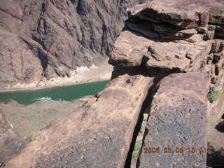 Plateau Point -- Mightly Colorado River