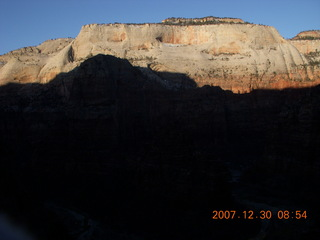 80 6cw. Zion National Park- Observation Point hike