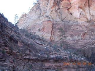 89 6cw. Zion National Park- Observation Point hike