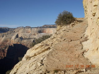 114 6cw. Zion National Park- Observation Point hike