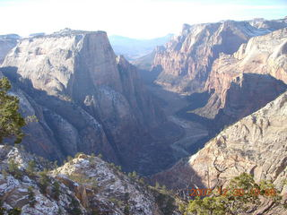 115 6cw. Zion National Park- Observation Point hike