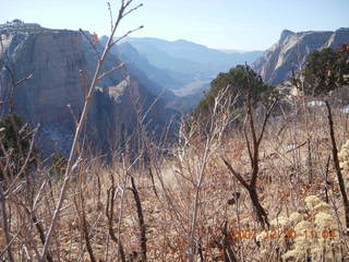 179 6cw. Zion National Park- Observation Point hike