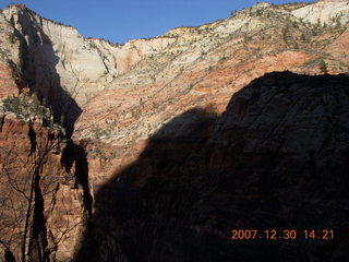 315 6cw. Zion National Park- Hidden Canyon hike