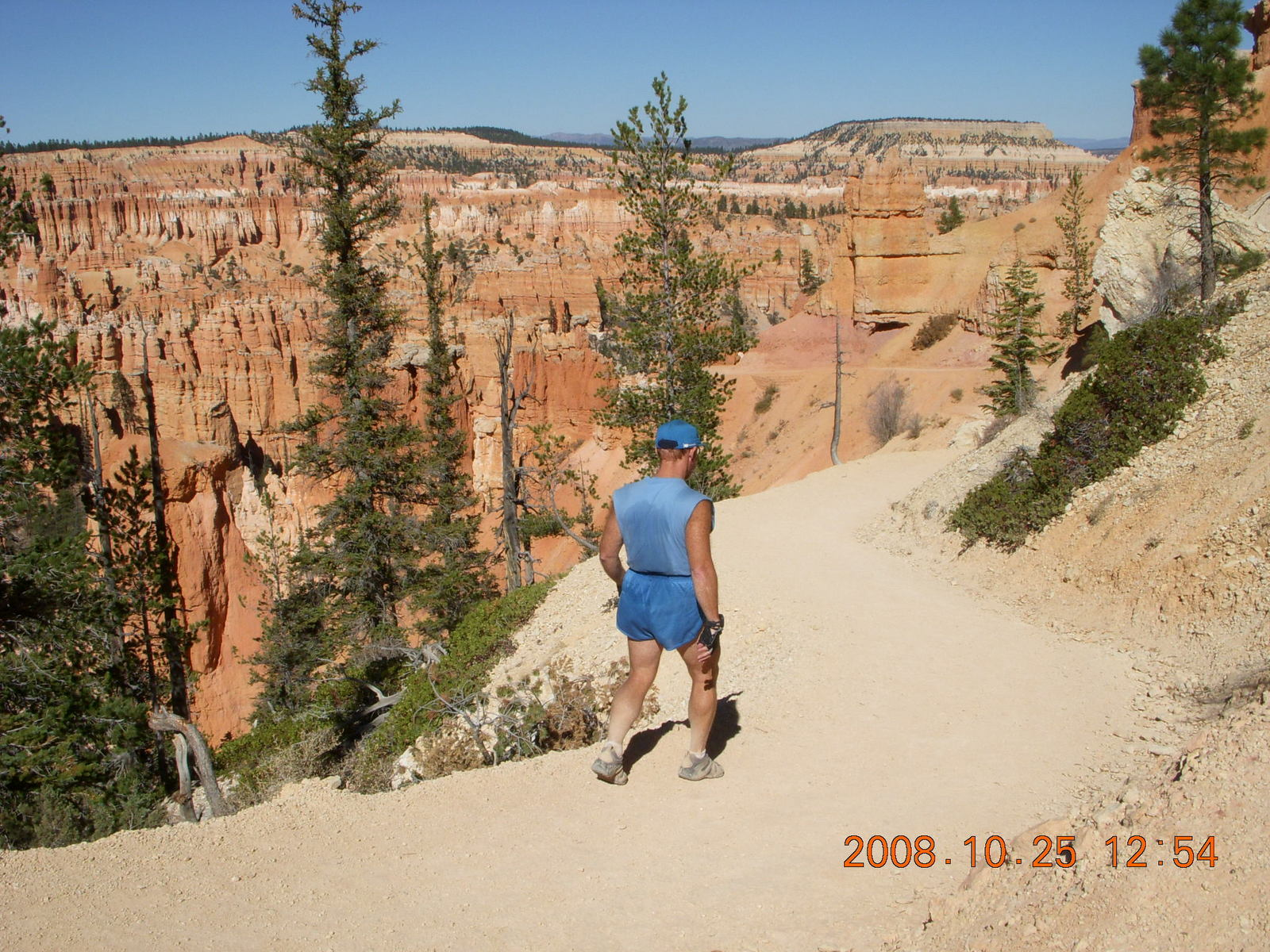 Bryce Canyon - Adam - Peek-A-Boo loop to Bryce Point