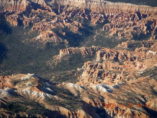 aerial - Bryce Canyon amphitheater