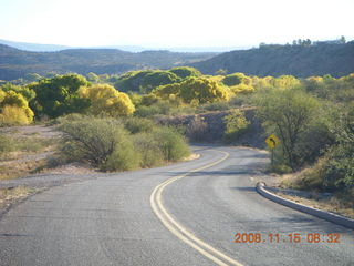 Verde Canyon - Sycamore Canyon Road run