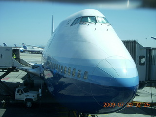 5 6xl. China eclipse - 747 ready to fly