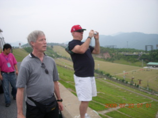 China eclipse - Anji eclipse site - Ray and Fred