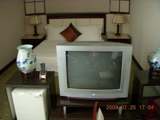 280 6xr. China eclipse - Guilin hotel suite