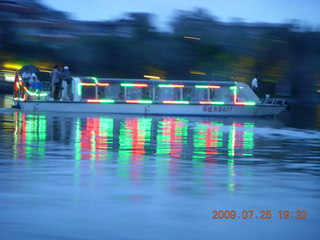 294 6xr. China eclipse - Guilin evening boat tour