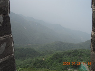 China eclipse - Beijing tour - Great Wall