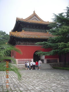 China eclipse - Beijing tour - Ming Tomb