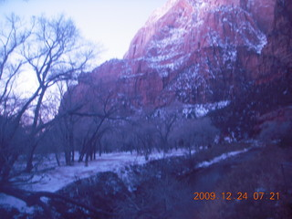 6 72q. Zion National Park - Angels Landing hike