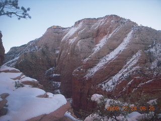 12 72q. Zion National Park - Angels Landing hike