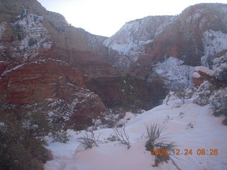 15 72q. Zion National Park - Angels Landing hike