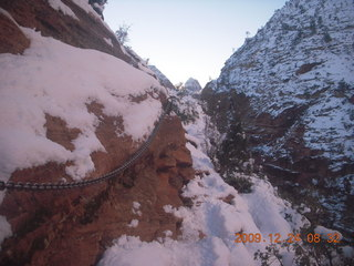 16 72q. Zion National Park - Angels Landing hike