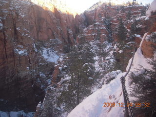 17 72q. Zion National Park - Angels Landing hike