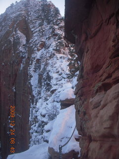 18 72q. Zion National Park - Angels Landing hike