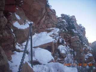 20 72q. Zion National Park - Angels Landing hike