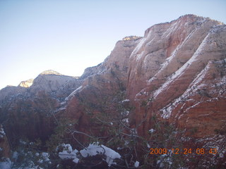 21 72q. Zion National Park - Angels Landing hike
