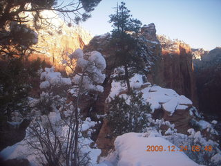 22 72q. Zion National Park - Angels Landing hike
